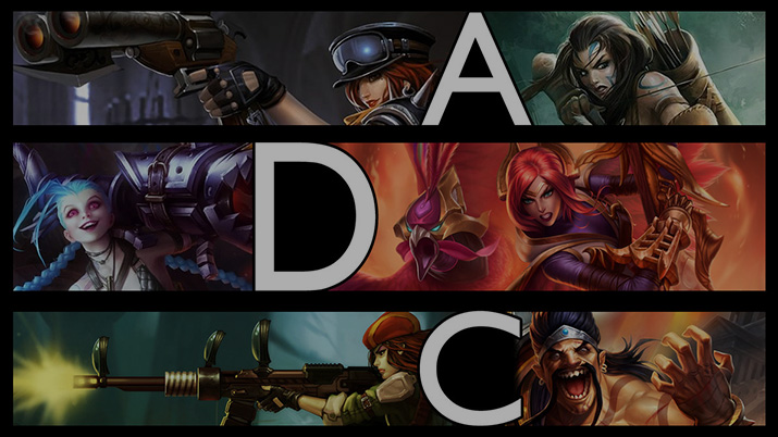 LoL ADC basic guide on Boosteria