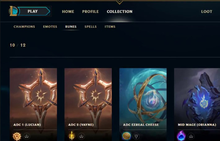 League Runes Reforged detailed guide - everything about new