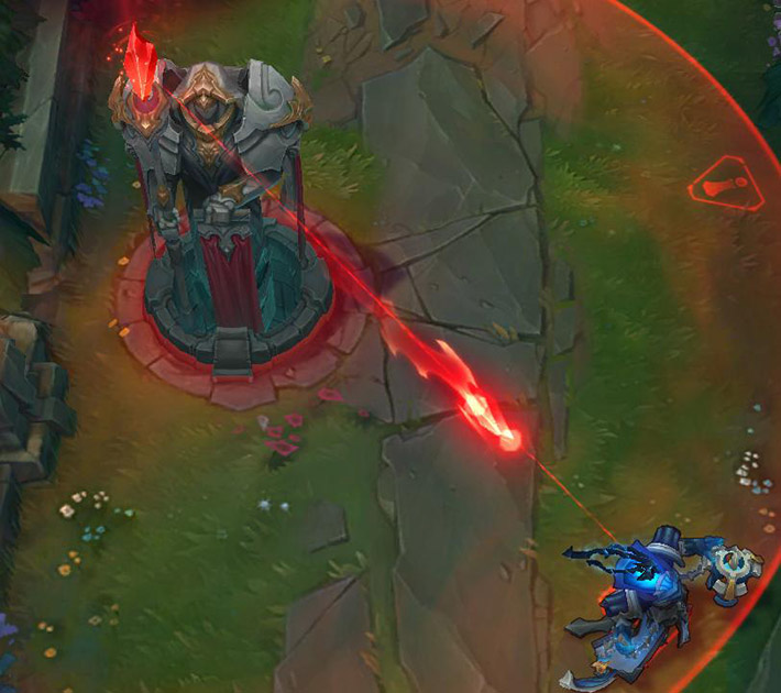 turret in league of legends