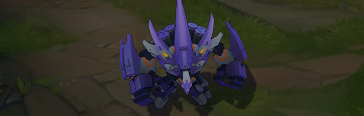 Mecha Malphite lol champ