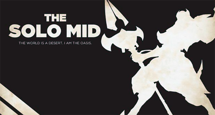 Mid in League of Legends