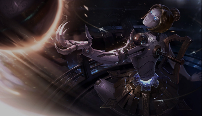 Orianna best mid champion in LoL