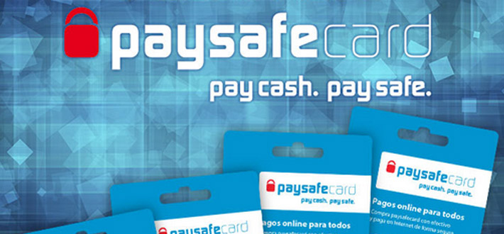 Use Paysafecard