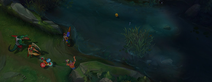 Yellow rubber duck summoners rift
