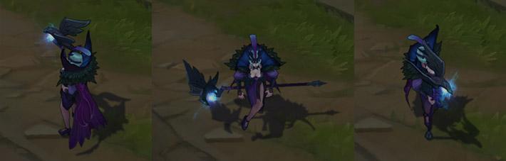 Ravenborn LeBlanc skin