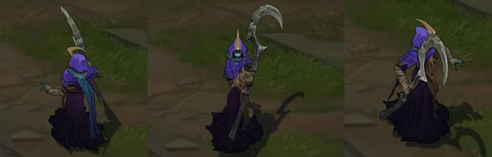 Reaper Soraka skin