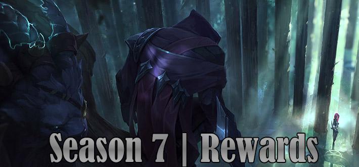 When Season 8 Ends? | LoL season end Rewards