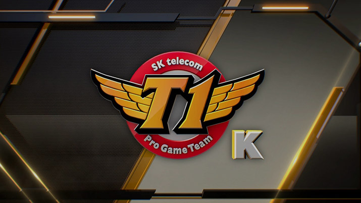 SK T1 BEST KOREAN TEAM