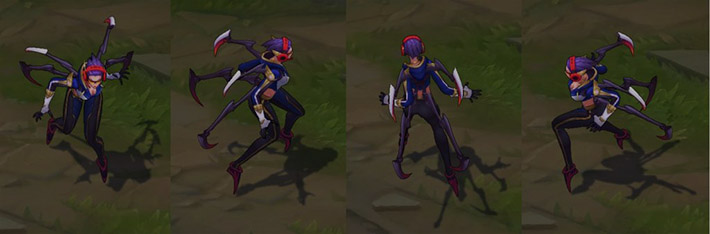 SKT T1 Elise - World Championship Winner skin
