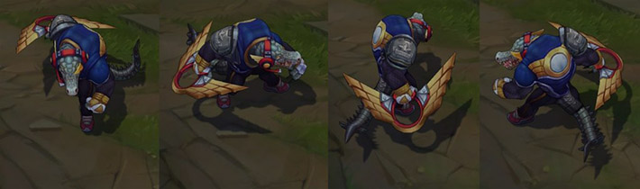 SKT T1 Renekton - World Championship Winner skin
