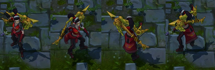 SKT T1 Vayne - World Championship Winner skin