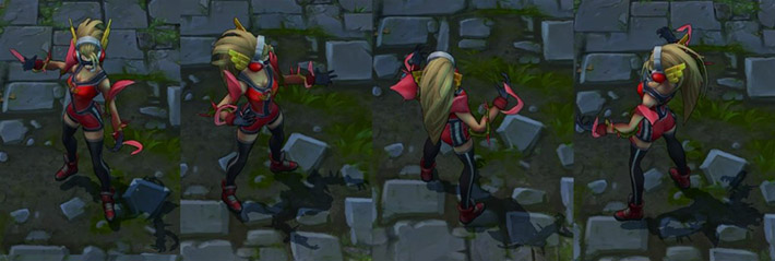 SKT T1 Zyra - World Championship Winner skin