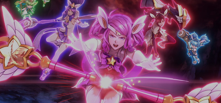 Star Guardian | Line of LoL Magical Girl skins