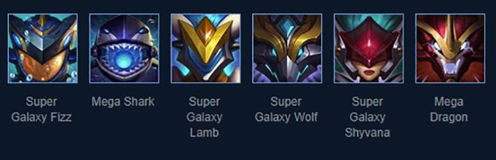 summoner icons super galaxy