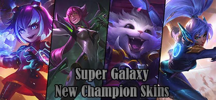 super galaxy new skins