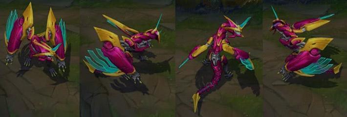 Super Galaxy Shyvana dragon