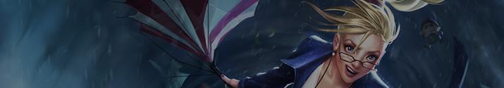 Top 5 League of Legends skin - Forecast Janna