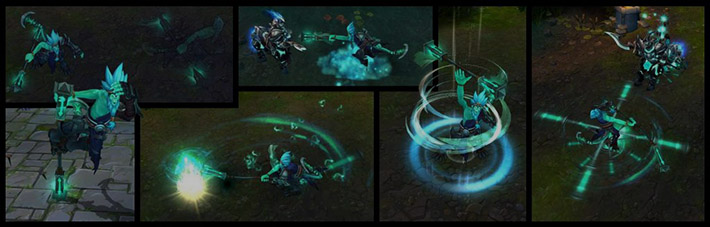 Underworld Wukong New Animation