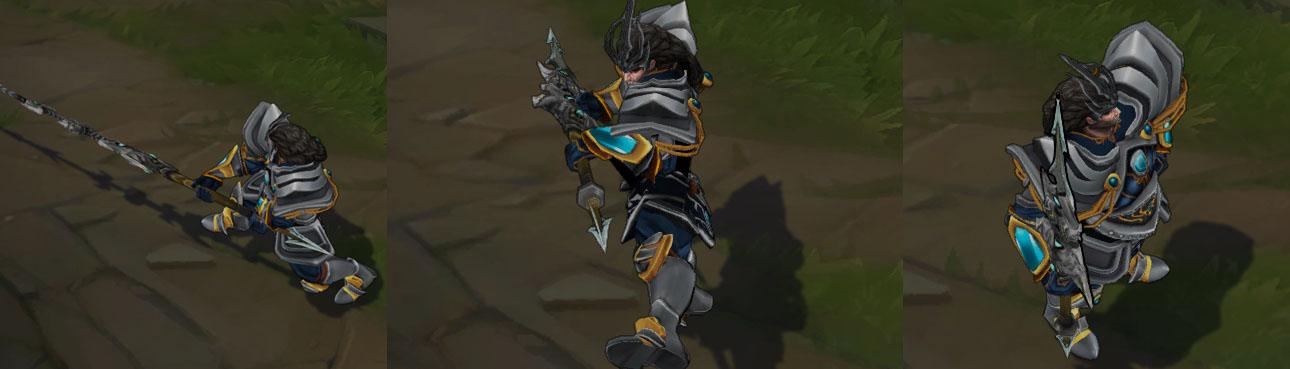 League unique skins | Victorious and Championship skins